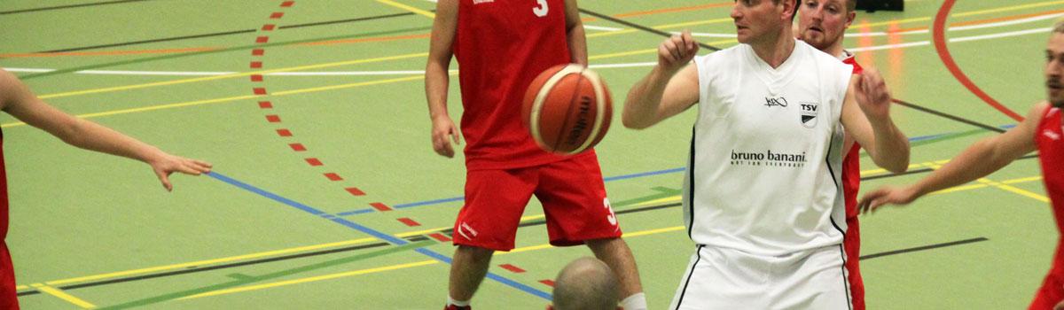 Basketball Heimspiel des TSV Essingen