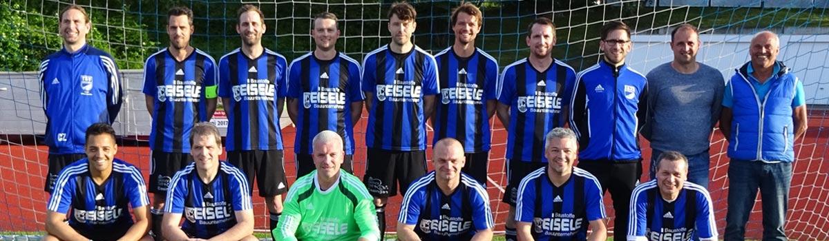 Fussball AH Mannschaft 2017