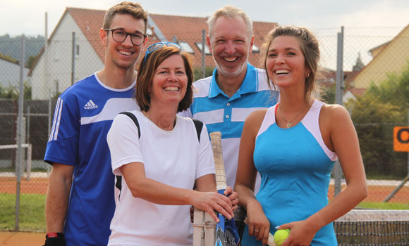 TSV Essingen Tennis - Familiensport