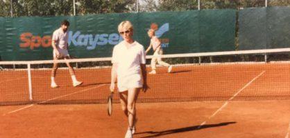 Bericht der Tennis-Abteilungsversammlung