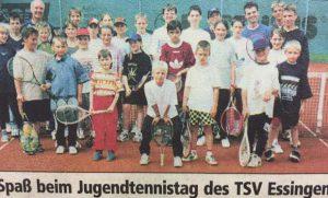 1998 Jugendtennistag