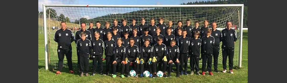 Fußball D-Junioren 2017