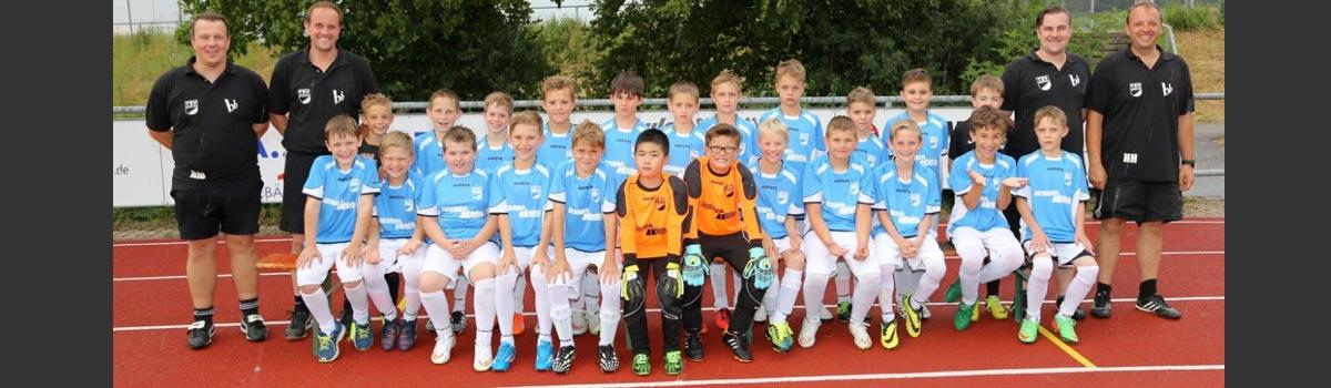 Fußball E-Junioren 2017
