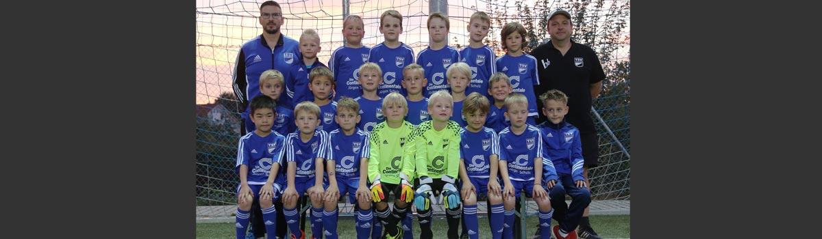 Fußball F2-Juioren 2017