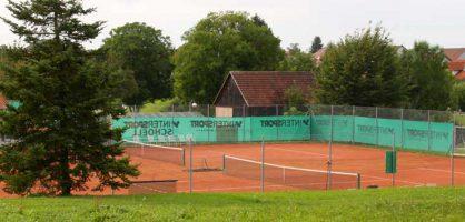 Tennis – Schleifchentunier
