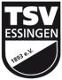 Logo TSV Essingen schwarz-weiss positiv