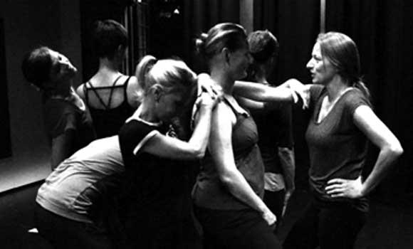 Modern Dance Choreographie