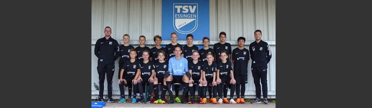 Fussball Saison 2018/2019 C Jugend