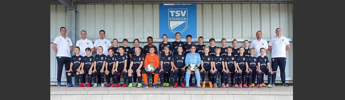Fussball Saison 2018/2019 D Jugend