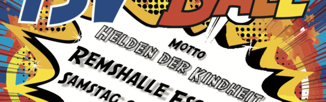 Der TSV Faschingsball