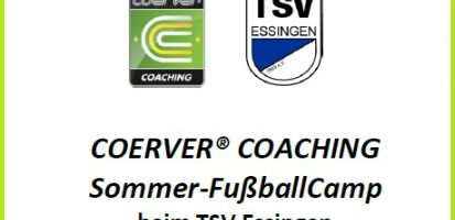 Fussball Camp Sommer 2019