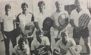 1984 1. Herrenmannschaft Aufstieg Kreisklasse 1