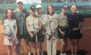 1999 Juniorinnen Aufstieg Bezirksklasse 2