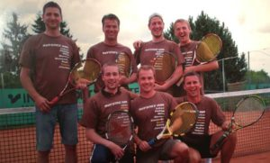 2011 1. Herrenmannschaft Aufstieg Bezirksoberliga