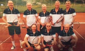 2013 Herrenmannschaft 50Aufstieg Kreisklasse 1