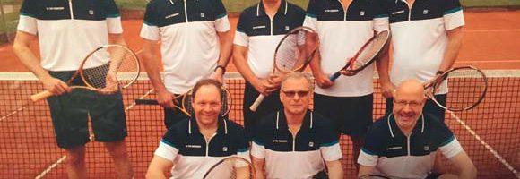 Punktspielergebnisse, Tennis-TSV Essingen, Herren 50