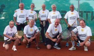 2017 Herrenmannschaft 50 Aufstieg Bezirksklasse 1
