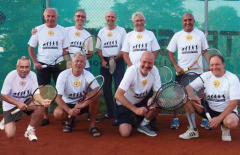 Punktspielergebnisse der Tennis-Mannschaften