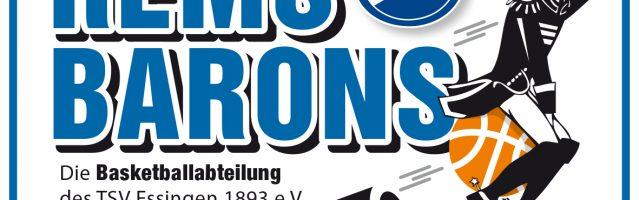 Unterstütze Deine Rems Barons
