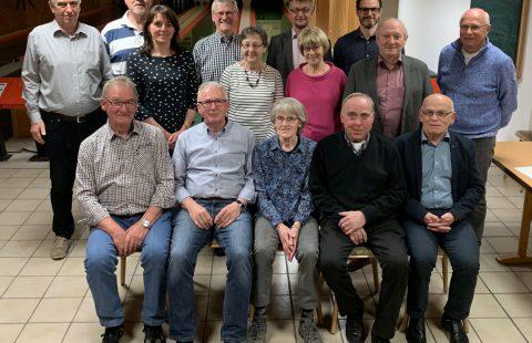 Generalversammlung 2019 – Verändertes Vorstandsteam