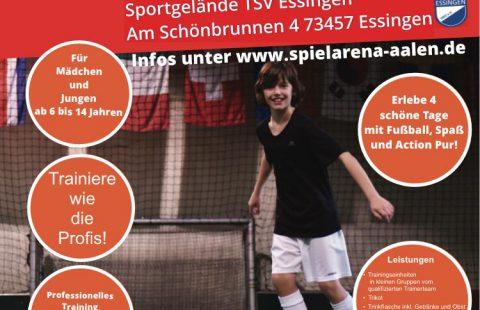 Sparkassen Fußball Camp 2019