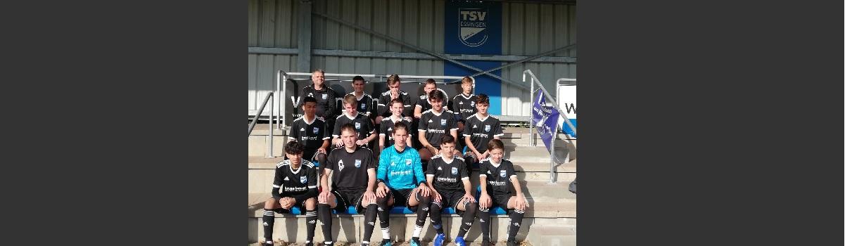 Fussball Saison 2019/2020 B Jugend