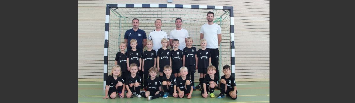 Fussball Saison 2019/2020 G Jugend Bambini