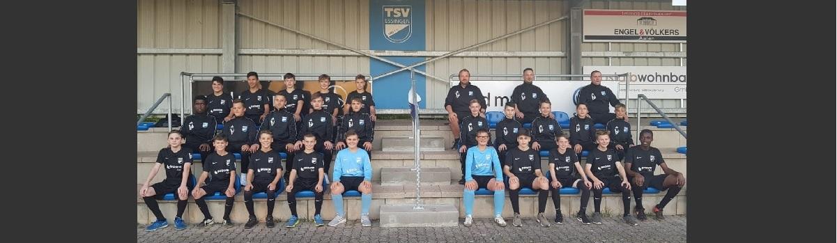 Fussball Saison 2019/2020 C Jugend