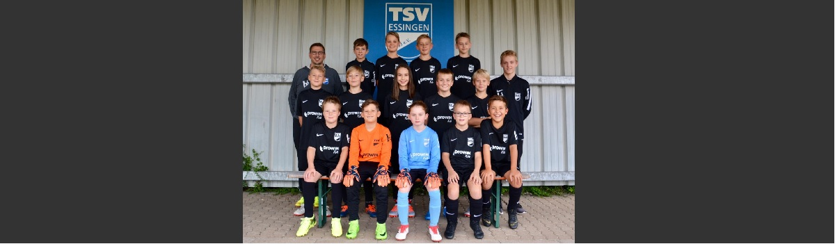 Fussball Saison 2019/2020 E Jugend U11