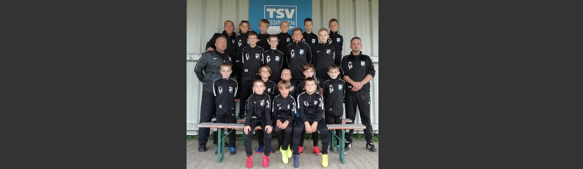 Fussball Saison 2019/2020 E Jugend U10
