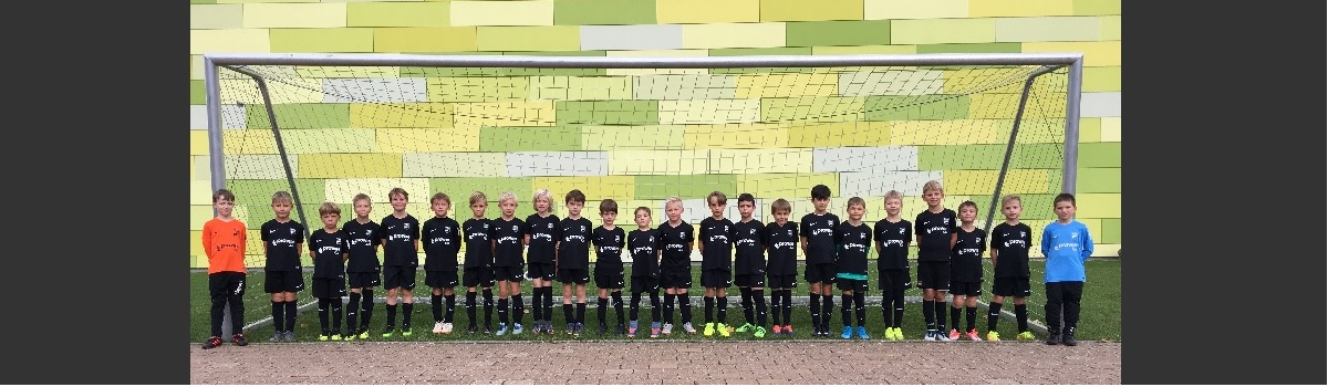 Fussball Saison 2019/2020 F Jugend
