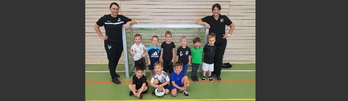 Fussball Saison 2019/2020 Zwerge