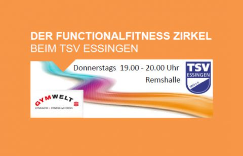 Turnen Functional Fitness Zirkel