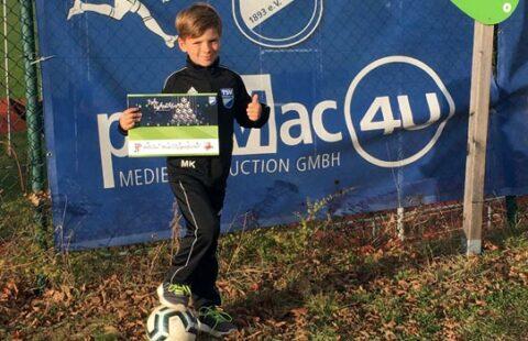 Überraschung für die Fußballer der TSV Jugend