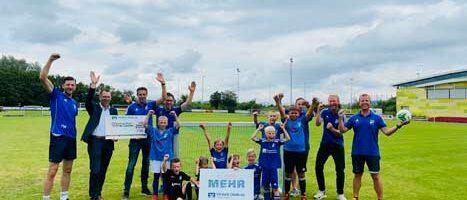 Fußball Junioren – Jugendbusse für den TSV