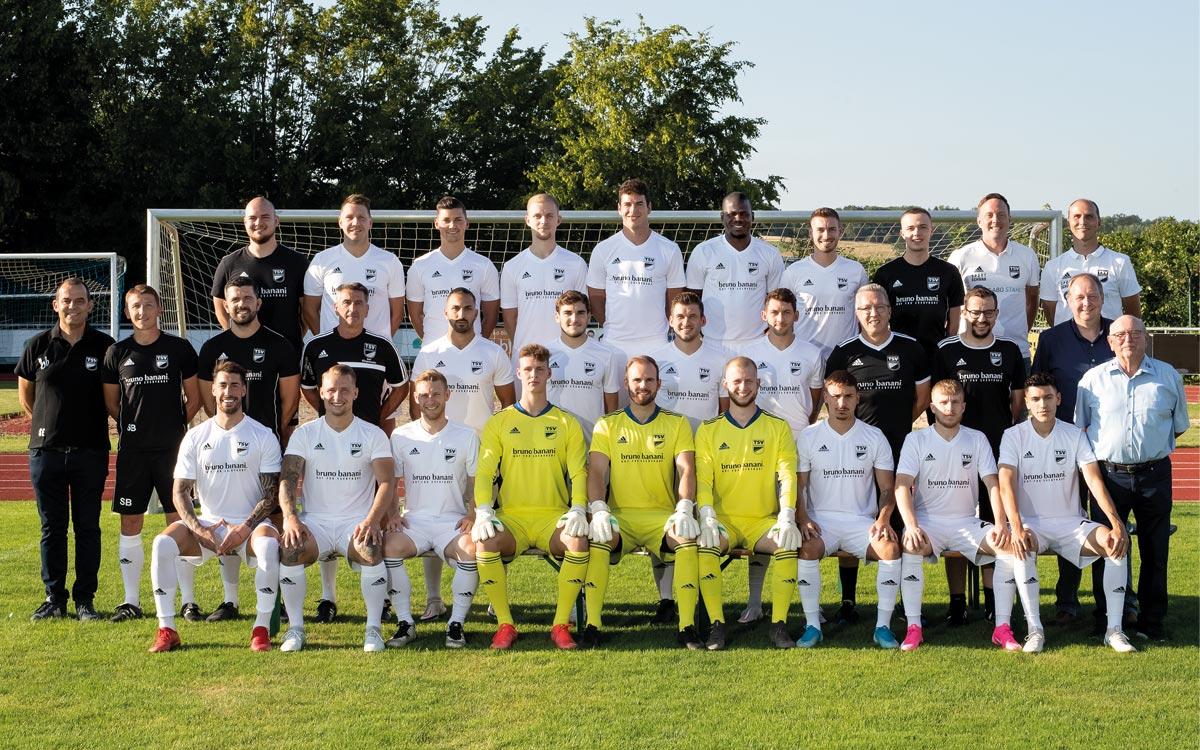 TSV Essingen Fussball 1. Mannschaft Herren